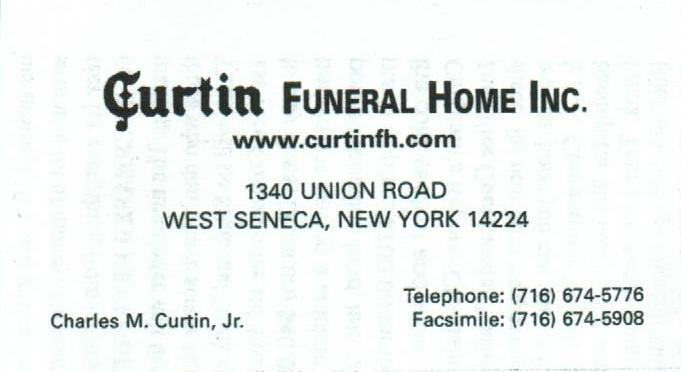 Curtin Funeral Home